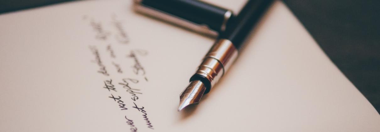 tekstschrijver ondernemers